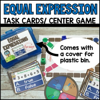 Equal Expressions (addition, subtraction, and mixed)