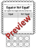 Equal Fractions