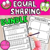 Equal Groups | Division | Fair Sharing Bundle