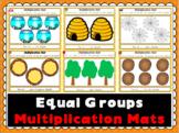 Equal Groups Multiplication Mats