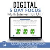 Equal Groups Multiplication and Division | Digital Math Un