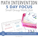 Equal Groups and Arrays Multiplication Foundations |  Smal