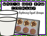 Equal Groups with Cookies K.CC.C.6