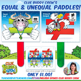 Equal / Not Equal Paddles