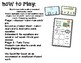Equal Not Equal Equations Partner Memory Game