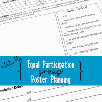Equal Participation Group Planning Guide
