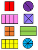 Equal Parts- Fraction Activities