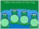 Equal Parts: Fraction Frogs (Great for Google Classroom!)