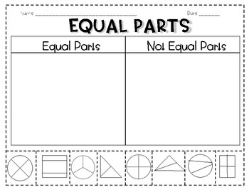 Equal Parts Sort