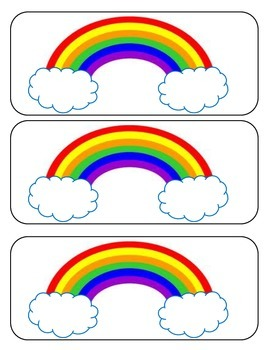 Equal Rainbows 1.OA.7 Meaning of the Equal Sign
