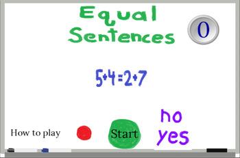 Equal Sentences