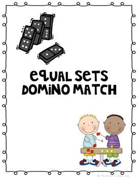 Equal Sets Domino Match