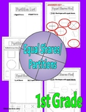 Equal Shares / Partitions