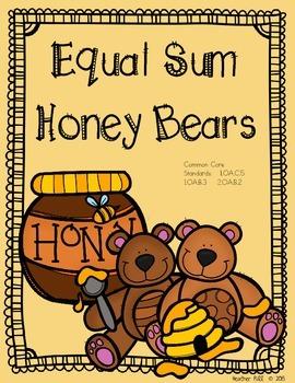 Equal Sums Honey Bears