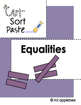 Math Unit: Equalities