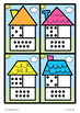 Equality Math Center Activity - Equal Houses
