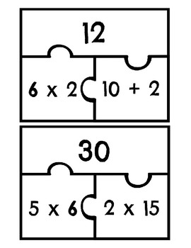 Equality Puzzles