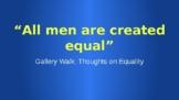 Equality Unit Virtual Gallery Walk