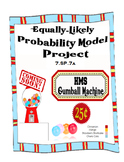 Equally-Likely Probability Model Activity