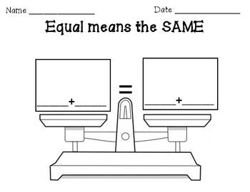 Equation Balance