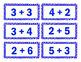 Equation Cards Grades K-2