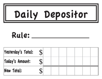 Daily Depositor Chart