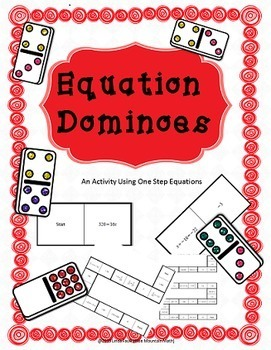 Equation Domino Bundle