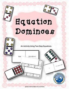 Equation Domino Bundle