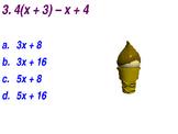 Equation Fun - 6th grade Common Core