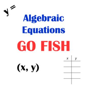 Equation Go Fish