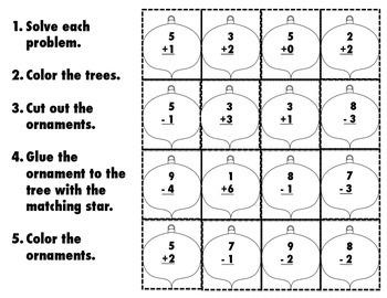 Equation Holiday Tree Decorating