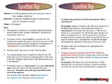 Equation Hop Game (Evaluate Algebraic Expressions)