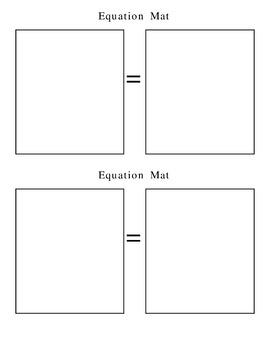 Equation Mat