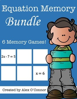 Equation Memory Bundle