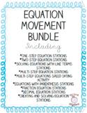 Equation Movement Bundle
