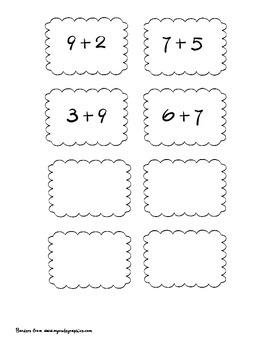 Equation Number Sorts