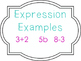 Equation and Expression Posters