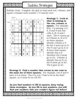 Equation and Proportionality Sudoku Bundle