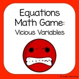 One-Step Equations Math Game