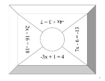 Equations 4 Square