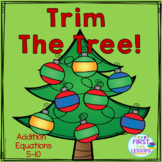 Equations 5 Thru 10: Trim The Tree