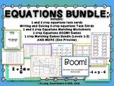 Equations Bundle!