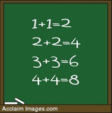 Equations Challenge - Math CCSS - Operations and Algebraic