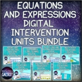 Equations Digital Intervention Units Bundle