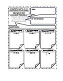 Equations Notes Bundle