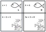 Equations Fishing
