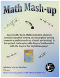 Equations –Math Equations and Descriptive Writing - a Mash-up