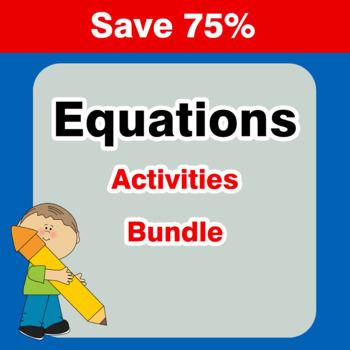 Equations {Mega Bundle}