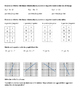 Equations, Tables and Graphs