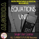 Equations Unit Membership